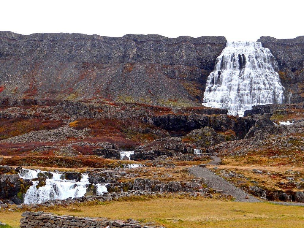 WEST FJORDS - Dynjandi waterfall  jacasson_victoire_05